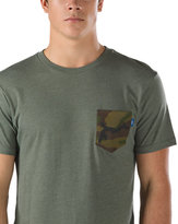 Vans Printed Pocket T-Shirt