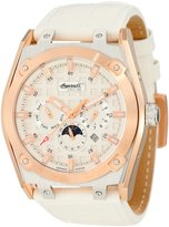 Ingersoll Men's IN1207RWH Automatic Mandan Rose Gold Watch