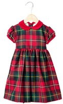 Oscar de la Renta Girls' Winter 2015 Plaid Dress w/ Tags