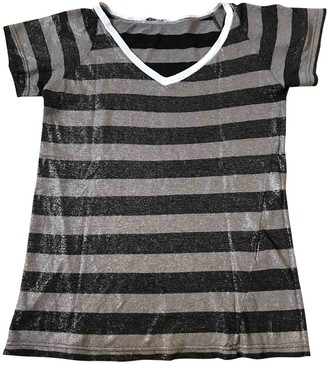 Golden Goose Black Cotton Top for Women