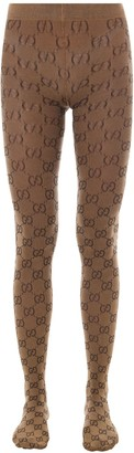 Gucci GG Pattern Tights
