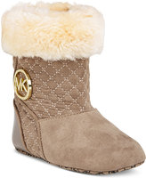 Michael Kors Baby Girls' Kelly Faux-Fur Boots
