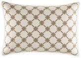 Laura Ashley Almeida Breakfast Throw Pillow in Ivory