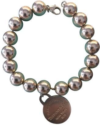 Tiffany & Co. City HardWear Silver Silver Bracelets