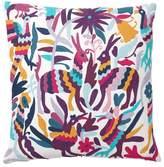 Pottery Barn Teen Lennon & Maisy Enchanted Forest Pillow Cover, 18 x 18, Multi