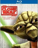 Star wars:Clone wars season two (Blu-ray)