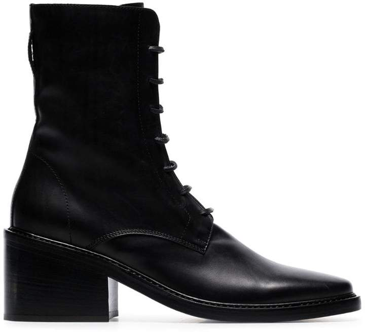 88c1ed2527887 Ann Demeulemeester Ankle Women's Boots - ShopStyle