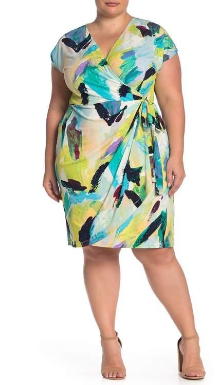 Plus Size Jersey Knit Dresses - ShopStyle