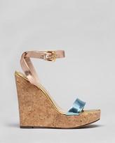 Jean-Michel Cazabat Platform Wedge Sandals - Wooster