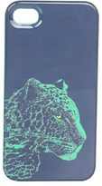 Juicy Couture Snow Leopard Phone Case (Malachite) - Bags and Luggage