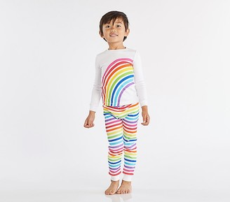 Pottery Barn Kids FLOUR SHOP Stripe Tight Fit Pajama