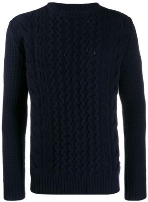 Woolrich knitted jumper