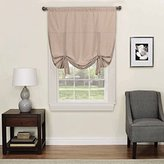 Eclipse Curtains Eclipse 16170042X063LTG Kendall 42-Inch by 63-Inch Blackout Window Single Tie-up Shade, Light Grey