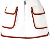 Emilio Pucci patch pockets shorts