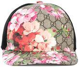 Gucci GG Blooms baseball cap - men - Cotton/Polyamide/Polyester/Viscose - S