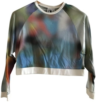 Andrea Crews Multicolour Cotton Top for Women