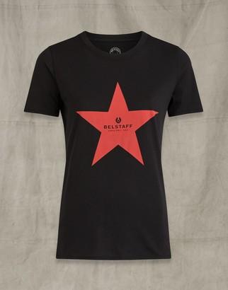 Belstaff Mariola Star Print T-Shirt