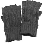 Muk Luks Men's Knit Cable Gloves