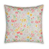 Glenna Jean Flossie Square Throw Pillow