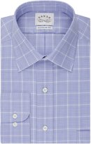 Eagle Men's Regular Fit Non Iron Glen Plaid