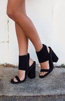 Lipstik Neutron Heels Black