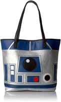 Loungefly Star Wars Reversible R2-D2 AND C-3PO Tote