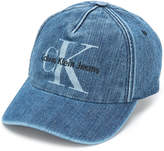 CK Calvin Klein re-issue denim baseball cap