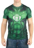 Bioworld DC Comics Green Lantern Sublimated Tee - Men's Regular