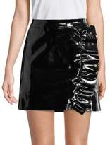 Vero Moda Ruffle Mini Skirt