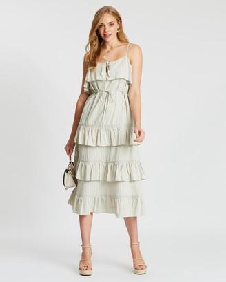 MinkPink For Love Midi Dress