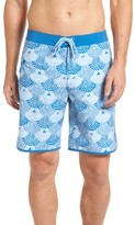 Vineyard Vines Men's Dot Shells Board Shorts