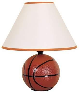 "Zoomie Kids Hassen Basketball Inspired 15"" Table Lamp Zoomie Kids"