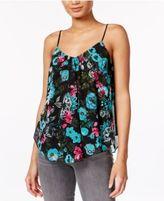 Kensie Floral-Print Camisole