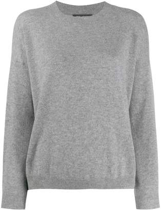 Iris von Arnim classic relaxed-fit sweater