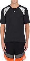 adidas x kolor Men's Lamé-Inset T-Shirt