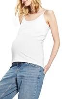 Topshop Women's Set Of 2 Maternity/nursing Camisoles
