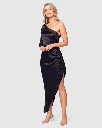 Pilgrim Women's Black Maxi dresses - Alice Gown - Size One Size, 6 at The Iconic