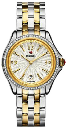 Michele Women's Belmore Diamond Watch