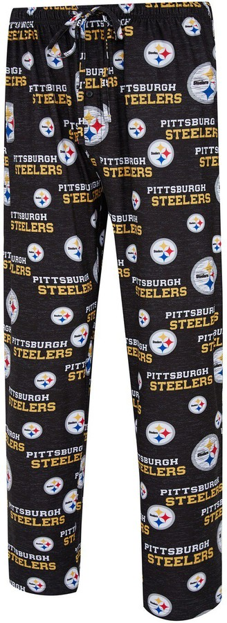 Concepts Sport Pittsburgh Steelers All Over Print Zest Pajama Pants