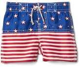 Gap Americana swim trunks