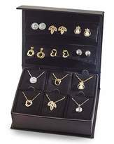 Fashion World Earrings & Necklace Travel Set