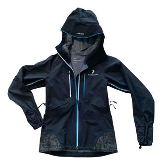 Peak Performance Anthracite Jacket for Women