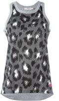 adidas by Stella McCartney Essentials logo tank top - women - Organic Cotton - S