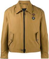 Lanvin Techno gabardine jacket