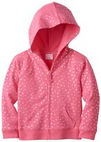 Toddler Girl Jumping Beans® Foil Dot Hoodie