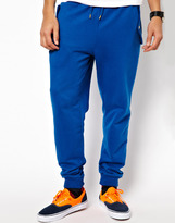 Money Sweat Pants Purity Badge Tapered Fit