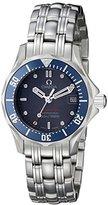 Omega Women's 2224.80.00 Seamaster 300M Quartz Watch by