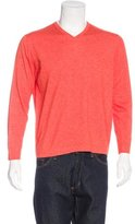 Kiton Cashmere & Silk Sweater