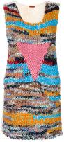 Missoni unique colour knit dress