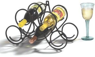 Spectrum Bordeaux 5-Bottle Wine Rack